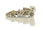 Wooden.City Racecar (Bolid) WR326 Wooden Motion Model Kit